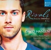 Rivals: Arias For Farinelli & Co | CD