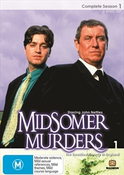 Midsomer Murders - Series 1 | DVD