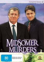 Midsomer Murders - Season 2 | DVD