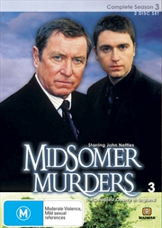 Midsomer Murders - Series 3 | DVD