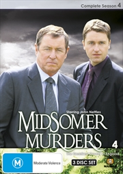 Midsomer Murders - Season 4 | DVD
