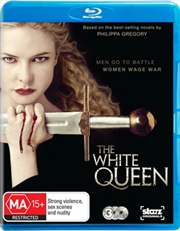 White Queen, The | Blu-ray