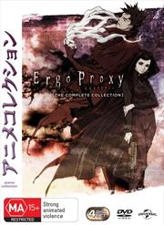 Ergo Proxi; Complete Collection | DVD