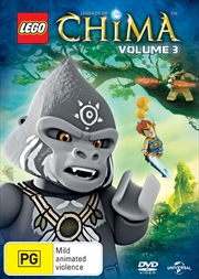 Lego Legends Of Chima; V3