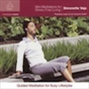 Mini Meditations For Stress Free Living | CD