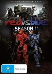Red Vs Blue; Season 11 | DVD