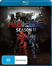 Red Vs Blue; Season 11