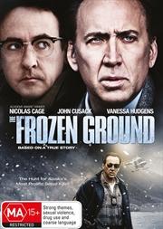 Frozen Ground | DVD