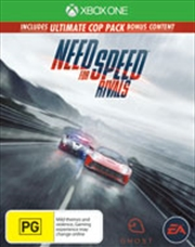 Need For Speed Rivals | XBox One