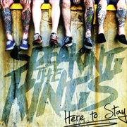 Here To Stay EP   CD