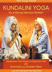 Kundalini Yoga For A Strong Nervous System | DVD