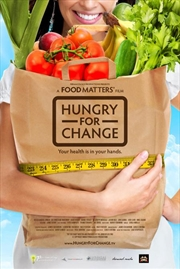 Hungry For Change | DVD