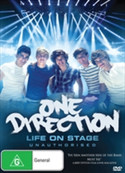 Life On Stage (Unauthorised Bio) | DVD