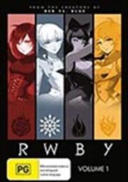 Rwby Vol 1 | DVD