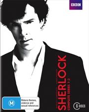 Sherlock - Series 1 - 3