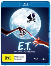 ET: The Extra Terrestrial | Blu-ray