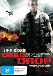 Dead Drop   DVD