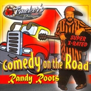 Comedy With Randy Roots | CD