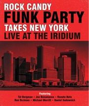 Takes New York: Live At The Iridium | Blu-ray