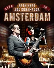 Live In Amsterdam | DVD