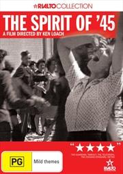 Spirit Of 45   DVD