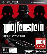 Wolfenstein The New Order | PlayStation 3