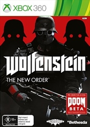 Wolfenstein The New Order | XBox 360