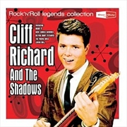 Rock N Roll Legends: Cliff Richard And The Shadows | CD