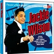 Rock N Roll Legends: Jackie Wilson | CD