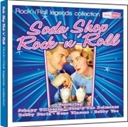 Soda Shop Rock N Roll | CD