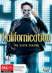 Californication - Season 6   DVD
