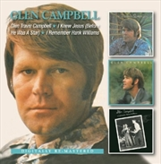 Glen Travis Campbell / I Knew Jesus / I Remember   CD