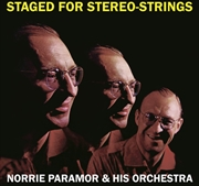 Staged For Stereo: Strings | CD