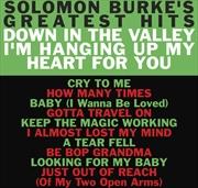 Solomon Burkes Greatest Hits | CD