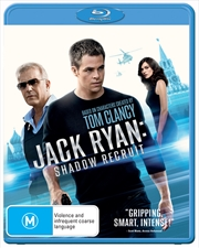 Jack Ryan: Shadow Recruit | Blu-ray