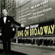 Bing On Broadway | CD