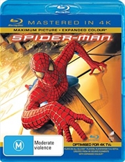 Spiderman (Mastered in 4K) | Blu-ray