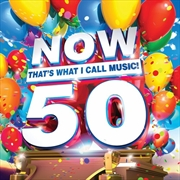 Now Thats What I Call Music 50 | CD