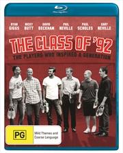 Class Of '92   Blu-ray
