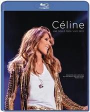 Celine Une Seule Fois: Live 2013 | Blu-ray/CD