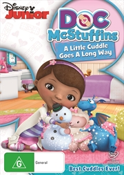 Doc McStuffins: A Little Cuddle Goes A Long Way | DVD