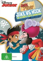 Jake And Never Land Pirates: Jake Vs. Hook | DVD