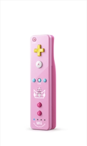 Wii Remote Plus Peach Edition | Games