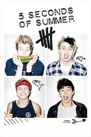5 Seconds Of Summer | Merchandise