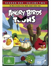 Angry Birds Toons; V2 | DVD