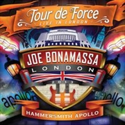 Tour De Force: Live In London: Hammersmith Apollo | CD