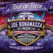 Tour De Force: Live In London: Royal Albert Hall | CD