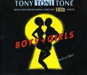 Boys And Girls: 4 Track Ep | CD