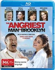 Angriest Man In Brooklyn | Blu-ray