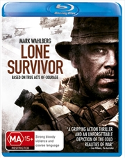 Lone Survivor | Blu-ray